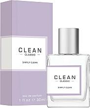 Voňavky, Parfémy, kozmetika Clean Simply Clean - Parfumovaná voda