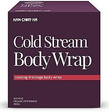 Voňavky, Parfémy, kozmetika Chladiaci lymfatický drenážny obal - Natura Siberica Fresh Spa Kam-Chat-Ka Cold Stream Body Wrap