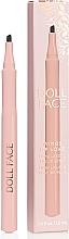 Voňavky, Parfémy, kozmetika Očná linka vo fixke - Doll Face Wings Of Love Long Lasting Liquid Liner