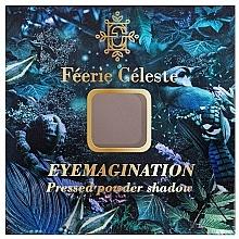 Voňavky, Parfémy, kozmetika Lisovaný tieň na obočie - Feerie Celeste Pressed Powder Shadow