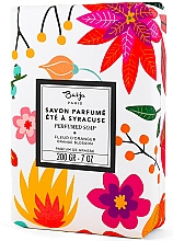 Voňavky, Parfémy, kozmetika Toaletné mydlo - Baija Ete A Syracuse Perfumed Soap