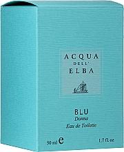 Voňavky, Parfémy, kozmetika Acqua Dell Elba Blu Donna - Toaletná voda