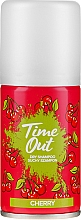 Voňavky, Parfémy, kozmetika Suchý šampón na vlasy - Time Out Dry Shampoo Cherry