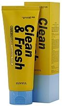 Voňavky, Parfémy, kozmetika Čistiaca pena pre žiarivosť pokožky - Eunyul Clean & Fresh Pore Brightening Foam Cleanser