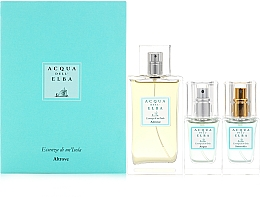 Voňavky, Parfémy, kozmetika Acqua Dell Elba Altrove - Sada (edp/100ml+edp/mini/15ml+edp/mini/15ml)