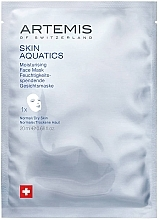 Voňavky, Parfémy, kozmetika Hydratačná maska na tvár - Artemis of Switzerland Skin Aquatics Moisturising Face Mask