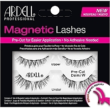 Voňavky, Parfémy, kozmetika Falošné mihalnice - Ardell Magnetic Lashes Pre-Cut Demi Wispies