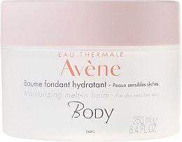 Voňavky, Parfémy, kozmetika Hydratačný balzam pre telo - Avene Eau Thermale Body Moisturising Melt-In Balm