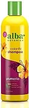 """Voňavky, Parfémy, kozmetika Obnovujúci šampón """"Pluméria"""" - Alba Botanica Natural Hawaiian Shampoo Colorific Plumeria"""