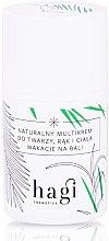 Voňavky, Parfémy, kozmetika Krém na tvár, ruky a telo - Hagi