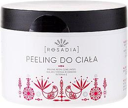 Voňavky, Parfémy, kozmetika Telový peeling - Rosadia