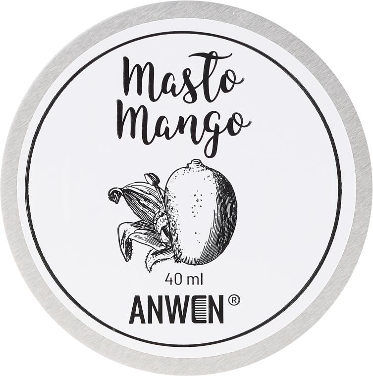 Kozmetický mangový olej - Anwen