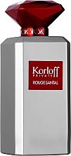 Voňavky, Parfémy, kozmetika Korloff Paris Rouge Santal - Toaletná voda