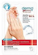 Voňavky, Parfémy, kozmetika Maska na regeneráciu rúk - Dermo Pharma Skin Repair Expert S.O.S. Regeneration & Moisturizing Hand Mask