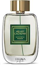 Voňavky, Parfémy, kozmetika Exuma Velvet Cachemire - Parfumovaná voda