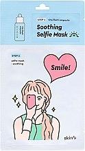 Voňavky, Parfémy, kozmetika Tkanivá maska na tvár - Skin79 Soothing Selfie Mask