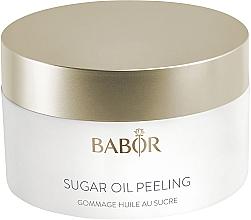 Voňavky, Parfémy, kozmetika Cukrový peeling s arganovým olejom - Babor Cleansing Sugar Oil Peeling