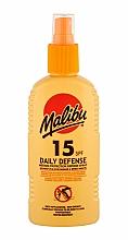 Voňavky, Parfémy, kozmetika Ochranný telový lotion v spreji - Malibu Daily Defense SPF15