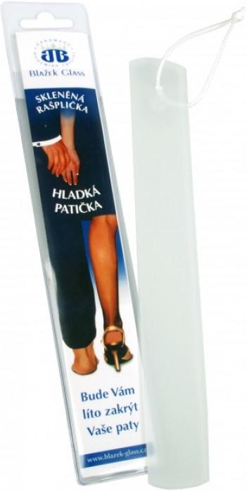 Sklenený pilník na chodidlá - Blazek Glass