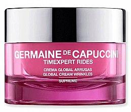 Voňavky, Parfémy, kozmetika Krém proti vráskam - Germaine de Capuccini TimExpert Rides Supreme Global Cream Wrinkles