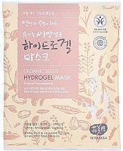 Voňavky, Parfémy, kozmetika Hydrogélová tvárová maska - Whamisa Organic Seeds Hydrogel Mask