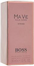 Voňavky, Parfémy, kozmetika Hugo Boss Boss Ma Vie Pour Femme Intense - Parfumovaná voda