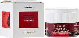 Voňavky, Parfémy, kozmetika Krém na tvár, denne pre suchú pleť - Korres Wild Rose Brightening & First Wrinkles Day Cream