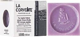 "Mydlo ""Lavender"", v krabice - La Corvette Cube Parfume de Provence Lavender — Obrázky N1"