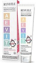 Voňavky, Parfémy, kozmetika Detský krém proti zlého počasia - Revuele Winter Care Aevit Baby Crem
