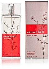 Voňavky, Parfémy, kozmetika Armand Basi Sensual Red - Toaletná voda