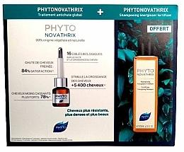 Voňavky, Parfémy, kozmetika Sada - Phyto Novathrix (h/ser/12x3,5ml + h/shm/200ml)
