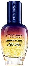 Voňavky, Parfémy, kozmetika Nočný elixír na tvár - L'Occitane Immortelle Overnight Reset Oil-In-Serum