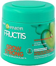 Voňavky, Parfémy, kozmetika Spevňujúca maska na vlasy - Garnier Fructis Grow Strong Mask