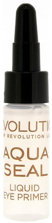 Základ a fixator pre tieňe - Makeup Revolution Aqua Seal Liquid Eye Primer