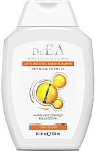 Voňavky, Parfémy, kozmetika Šampón proti vypadávaniu pre matné vlasy - Dr.EA Anti-Hair Loss Herbal Sunless Hair Shampoo