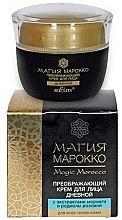 Voňavky, Parfémy, kozmetika Transformačný denný krém s extraktom moringa a rodiola rosea - Bielita Magic Marocco Day Cream