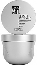 Voňavky, Parfémy, kozmetika Tesniaca vosková pasta pre textúru a styling krátkych vlasov - L'Oreal Professionnel Tecni.Art Density Material Wax-Paste
