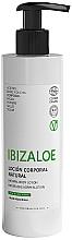 Voňavky, Parfémy, kozmetika Prírodný lotion na telo - Ibizaloe Natural Aloe Vera Body Lotion