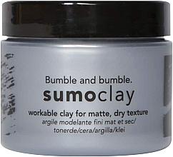 Voňavky, Parfémy, kozmetika Hlina na modelovanie vlasov - Bumble And Bumble SumoClay