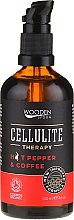 Voňavky, Parfémy, kozmetika Anticelulitídny olej pre telo - Wooden Spoon Anti-cellulite Blend