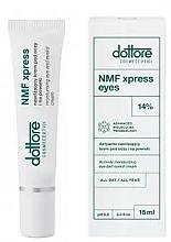 Voňavky, Parfémy, kozmetika Hydratačný očný krém - Dottore NMF Xpress Cream Eyes