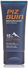 Voňavky, Parfémy, kozmetika Ochranný krém na tvár - Piz Buin Mountain Sun Cream SPF15