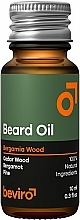 Voňavky, Parfémy, kozmetika Olej na bradu - Beviro Beard Oil Bergamia Wood