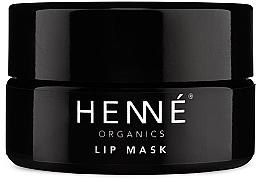 Voňavky, Parfémy, kozmetika Maska na pery - Henne Organics Lip Mask