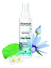 """Voňavky, Parfémy, kozmetika Parfumovaný sprej na telo """"Lotus a jasmín"""" - Allverne Nature's Essences Body Mist"""