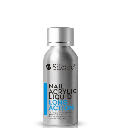 Akrylová tekutina na nechty - Silcare Nail Acrylic Liquid Comfort Long Action