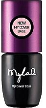 Voňavky, Parfémy, kozmetika Báza pod gélový lak - MylaQ My Cover Base