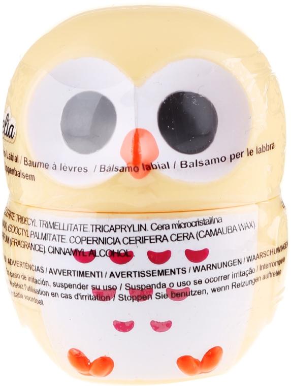 """Balzam na pery """"Sova"""", žltý - Martinelia Owl Lip Balm"""