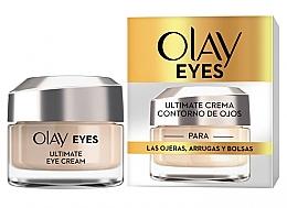 Voňavky, Parfémy, kozmetika Očný krém - Olay Eyes Ultimate Eye Contour Cream