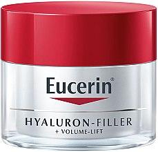 Voňavky, Parfémy, kozmetika Denný krém pre normálnu a zmiešanú pleť - Eucerin Hyaluron-Filler+Volume-Lift Day Cream SPF15